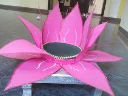Varalakshmi Vratham Decoration Ideas by Namaste Art Lotus For Goddess Lakshmi For Varalakshmi Vratam