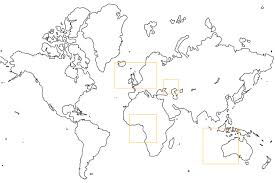 Download Coloring Pages World Map Page Printable For Kids Archives