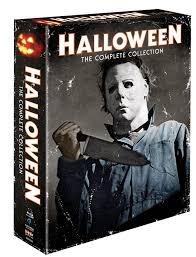 Full Cast Of Halloween Resurrection by Halloween The Complete Collection U201d Art Revealed Fangoria