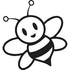 Printable Pictures Bee Coloring Page 57 In Free Colouring Pages With