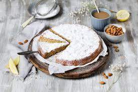 schneller mandelkuchen ganz ohne mehl