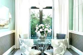 Curtains Dining Room Window Treatment Ideas Curtain Formal