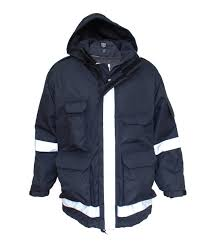 EMS Jacket With Bloodborne Pathogen Protection EM01 - Solar ...