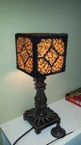 Glowstone Lamp Minecraft Xbox by 25 Unique Minecraft Redstone Lamp Ideas On Pinterest Wood House