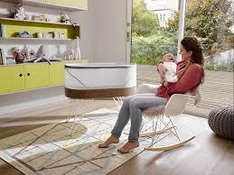 der snoo smart sleeper besserer schlaf für eltern und baby
