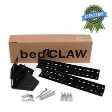Amazon Bed Claw Universal Footboard Attachment Kit with