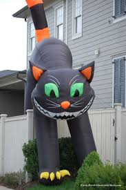 Large Blow Up Halloween Decorations by Halloween Decorations Outdoor Halloween Lawn Decorations