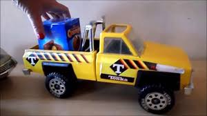 My Top 3 Collection Classic Metal TONKA Truck Construction Toys ...