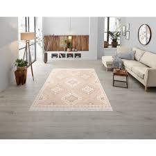 otto products teppich gunnar rechteckig 6 mm höhe weiche haptik wohnzimmer