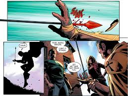 Green Arrow And Black Canary VS Doctor Fate Injustice Gods Among Us II