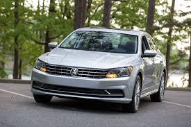 2017 Volkswagen Passat Overview
