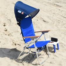 Copa Beach Chair With Canopy by My Canopy By Rio Beach Chair Canopy Beachstore Com
