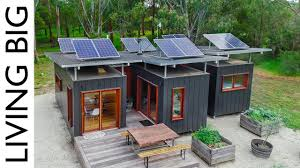 104 Container Homes 3 X 20ft Shipping S Turn Into Amazing Compact Home Youtube