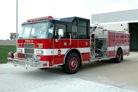 100 New Fire Trucks Normal To Receive Two WGLT