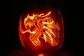Dragon Ball Z Pumpkin Carving by Smaug The Magnificent Hobbit Pumpkins Of Fire U2013 Mordor The