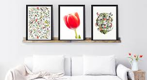 Header Spring Wall Art And Posters Weather Flower Blossom Good Giant Floral Contemporary Cheap Canvas Full