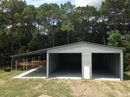 Wood Sheds Ocala Fl by Metal Carports Ocala Florida Jack U0027s Shacks Inc