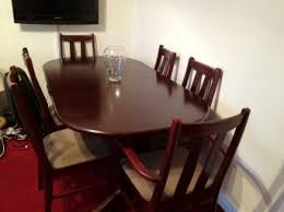 Beautiful Extending Dining Table Six Chairs