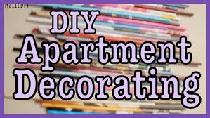 DIY Decorating An Apartment