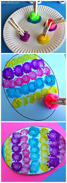 Best 25 Preschool Easter Crafts Ideas On Pinterest Inside Art Activities For Preschoolers
