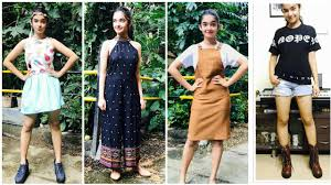 Latest Fashion Trend For Teenage Girls Anushka Sen Lookbook