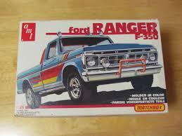 AMT Firestone Ford Pickup Vs. AMT Star Truk & AMT Ford Ranger F-350 ...