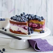 quark sahne blaubeer torte rezept