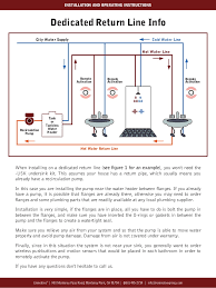 autohot on demand recirculation system residential manual 2015