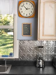 Tin Tiles For Backsplash by Best 25 Tin Tile Backsplash Ideas On Pinterest Kitchen