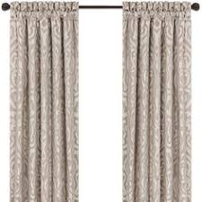 Jcpenney Curtain Rod Finials by Home Hamilton Rod Pocket Back Tab Curtain Panel Tab Curtains