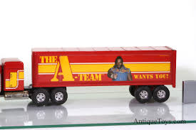 A-Team BA Peterbilt Truck By Ertyl- Mr. T - Antique Toys For Sale Classix Em76505 Oo176 Jenson Jentug Mechanical Horse With Flat Breyer Classics Black Semileopard Appaloosa Walmartcom Star Pink Plastic Toy Truck And And 50 Similar Items Loading Up Mini Whinnies Horses In Ves Trailer Sleich World Of Nature Farm Life Horse Riding Sets Toys Old Car 3 Stock Image Of Teskeys Saddle Shop Double Horseshoe Buy Horse Trailer Toy Get Free Shipping On Aliexpresscom Ford F350 Fifth Wheel W 2 By New Ray Long Haul Trucker Newray Toys Ca Inc Atc Haulers Transporter During The Day Living Quarters At Night Ugears Heavy Boy Vm03 Dsc8756 Kyivpost