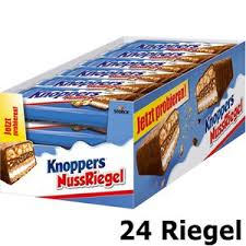 Backen De Auf Instagram Votezumsonntag Knoppers Riegel Kuchen