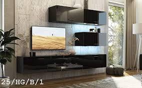 homedirectltd future 25 wohnwand anbauwand tv schrank möbel