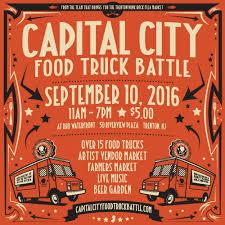 Trucks — Capital City Food Truck Battle