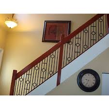 $15.18 Each @ Lowe's Shop House Of Forgings Solid 44-in Satin ... Shop Deck Railings At Lowescom Outdoor Stair Railing Kits Interior Indoor Lowes Ideas Axxys Rail Decorations Banister Porch Stairs Diy Bottom Of Stairs Baby Gate W One Side Banister Get A Piece And Renovation Using Existing Spiral Staircase Kits Lowes 4 Best Staircase Design Handrails For Concrete Steps Wrought Iron Stairway Adorable Modern To Inspire Your Own Parts Guard Mesh Baby Pets Lawrahetcom