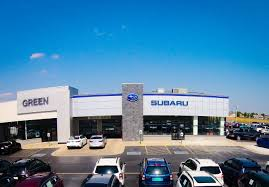 Used Subaru & Pre-Owned Cars For Sale Springfield, Illinois | Green ...