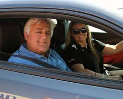 First Episode Of Jay Leno's Garage With K&N's Frank Hawley & Erica ...
