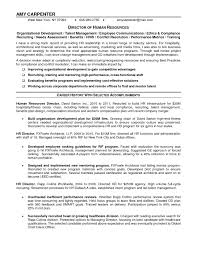 Hr Manager Resume Sample Powerful Human Resources Example ...