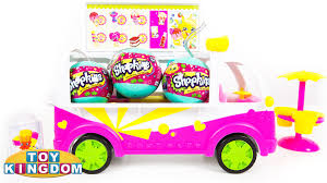 Shopkins Scoops Ice Cream Truck | Toy Kingdom Licks Ice Cream Truck Takes Up Post In Brentwood Eater Austin Chomp Whats Da Scoop Shopkins Scoops Playset Flair Leisure Products 56035 New Exclusive Cooler Bags Food Fair Season 3 Very Hard To Jual Mainan Original Asli Helados In Box Glitter Moose Toys And Accsories Play Doh Surprise