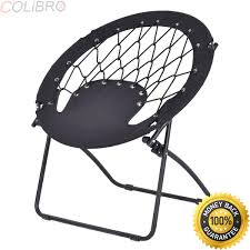 Amazon.com : COLIBROX--New Folding Round Bungee Chair Steel ... Folding Chairs Target Discount Wicker Mupacerfundorg Cosco Black Vinyl Padded Seat Stackable Chair Set Of 4 Lifetime Plastic Outdoor Safe Flex One Home Depot Creative Fniture Unsurpassed Hdx Winsome Metal Porch Garden Table And White 84 Admirably Photograph Of Pnic Design Photo Gallery Rocking Viewing 12 Pin By Collection On Antique Linen 55 Tables 9 Piece