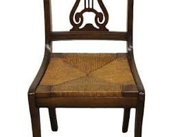 Lyre Back Chairs History by Tell City Chair Etsy
