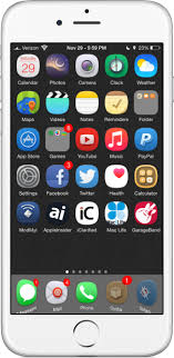 Best Top Five Must Have Winterboard Themes iOS 8 November 2014