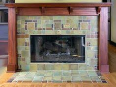 arts and crafts fireplace mantel designs arts and crafts mantel