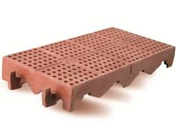 plastic outdoor floor tiles multiplate by onek