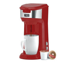 Red Coffee Maker Keurig Amazon Kitchenaid 4 Cup