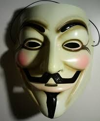 Purge Anarchy Mask For Halloween by Guy Fawkes Mask Wikipedia