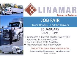 Career Fairs | Truck Training Schools Of Ontario