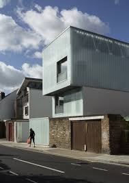 100 Carl Turner Slip House By Architects