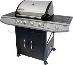 Brinkmann Electric Patio Grill Manual by Brinkmann 810 8534 S Parts Bbqs And Gas Grills