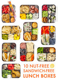 Sandwich Clipart Healthy Lunchbox